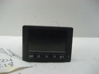 Sell Info display screen BMW 740IL 1998 98 65.12-8 375 692 9022 013 00236 56270 motorcycle in Waterbury, Connecticut, United States, for US $66.14
