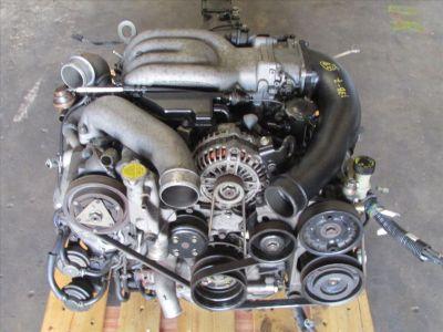 Mazda RX7 FD3S Twin Turbo 13B Rotary Engine 5 Speed Manual T