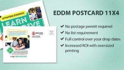 Get Custom Marketing Postcards Printing from PrintPapa