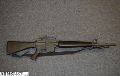 For Sale: Colt SP1 SP-1 AR15 AR-15 1976 Original Pre Ban