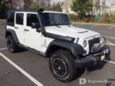2013, Jeep, Wrangler Sahara Unlimited