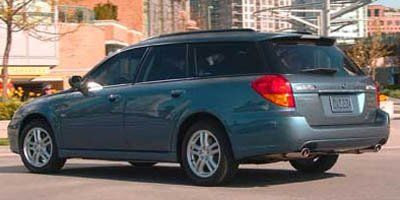 2005 Subaru Legacy 2.5i (Regal Blue Pearl)