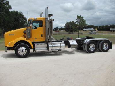 2009 Kenworth T800 - TRK