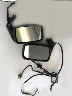 911/930/964 Set of Matching Electric Mirrors