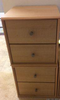 Modular Wood Cabinets