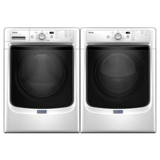 SALE ** Maytag Front Load Washer and Dryer Set MHW3505FW/MED3500FW