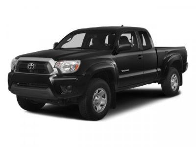 2014 Toyota Tacoma V6 (BLACK)