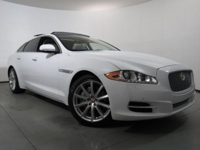 2015 Jaguar XJ-Series Base (Polaris White)