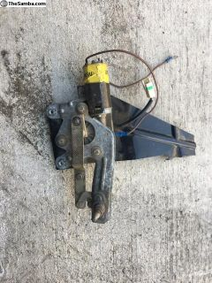 Rear Wiper Motor and Assembly