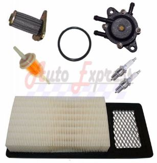 Sell EZGO TXT MEDALIST 4 CYCLE GOLF CART TUNE UP KIT FUEL PUMP 1994-2005 FILTER motorcycle in Lapeer, Michigan, United States, for US $39.25