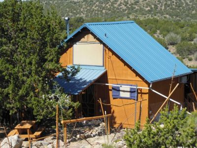 MOUNTAIN CABIN WITH LOFT 1.2 ACRE PRIVATE GATED COMMUNITY