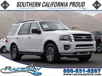 2016 Ford Expedition XLT (Oxford White)