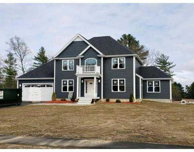 44 Waterford Circle--UNDER CONST. Dighton Three BR