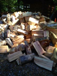 🔵FIREWOOD FOR SALE Split Cord Wood, Cut Cords, Logs Auburn, Kent, Issaquah, Enumclaw, Ravensdale WA