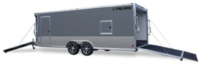 2017 Polaris Trailers PCH 8.5x22 AS EWP Car Haulers Sport Utility Trailers Milford, NH