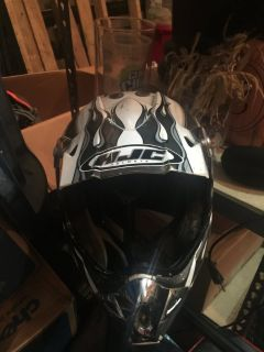 HJC motor cross atv helmet