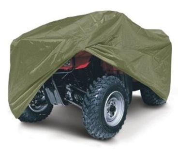 Find QUADGEAR ATV STORAGE COVER OLIVE - XLARGE 78443 motorcycle in Ellington, Connecticut, US, for US $49.95