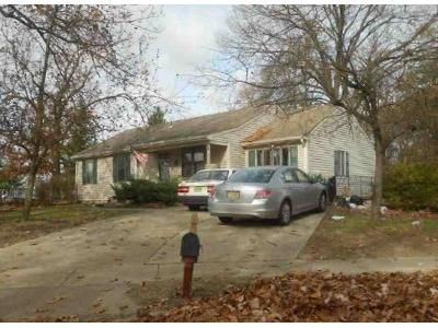 3 Bed 1 Bath Foreclosure Property in Westville, NJ 08093 - Elberne Ave