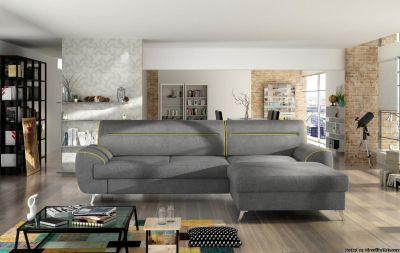 New modern sofa