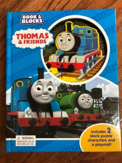 Thomas the Train Book & Puzzles-BRAND NEW