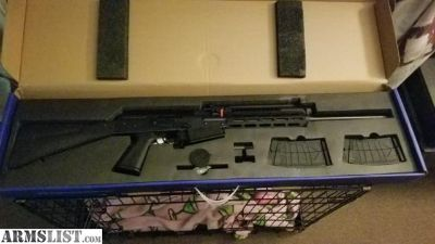 For Sale/Trade: Whatcha got for an I.O. 12 gauge semi auto AK 75 rounds through it flawlessly.