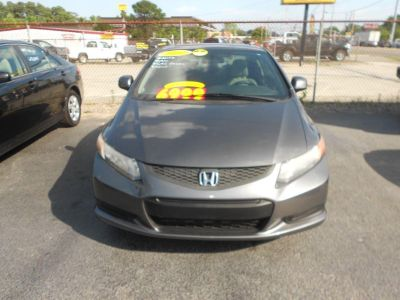 2012 Honda Civic EX (Gray)
