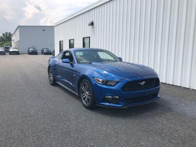 2017 Ford Mustang GT (Grabber Blue)