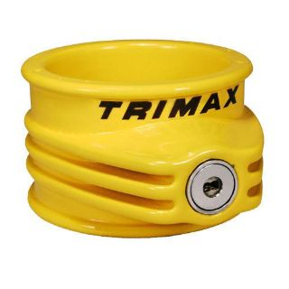 Buy Trimax HD 5th Wheel Trailer King Pin Lock Heavy Gauge Steel Un-Coupled Trailers motorcycle in Buena Park, California, US, for US $44.99