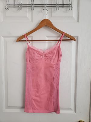 Cute Spaghetti Strap Tank Top Size Small/ Medium