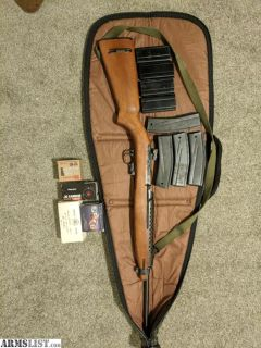 For Sale/Trade: M1 carbine iver Johnson