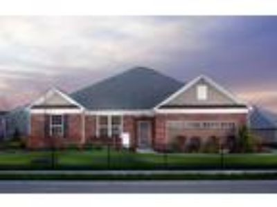 The Amberwood by Pulte Homes: Plan to be Built