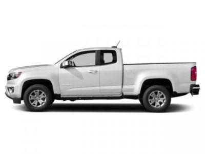 2019 Chevrolet Colorado 4WD Work Truck (Summit White)