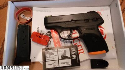 For Trade: New Ruger LC9 s 9mm