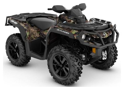 2019 Can-Am Outlander XT 650 Utility ATVs Ponderay, ID