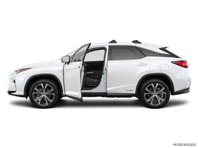 2016 Lexus RX 50h (EMINENT WHITE)