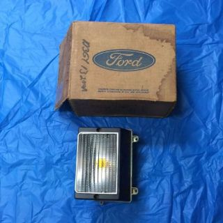 Purchase D3GY-13200-A | NOS Ford RH Parking Lamp Assy. 73 Montego motorcycle in Waxahachie, Texas, United States, for US $60.00