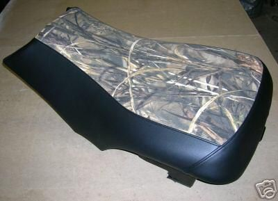Purchase arctic cat camo seat cover 05 & 06 400 500 650 motorcycle in Howard, Pennsylvania, US, for US $29.99