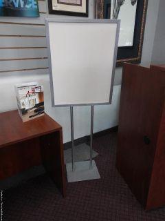 White Erase Board