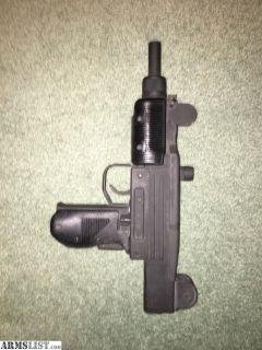 For Sale: 9mm UZI