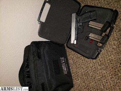 For Sale: Springfield xds 4.0