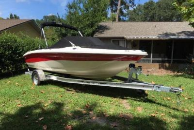 2004 Sea Ray 185 Sport Bowrider