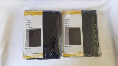 Two new curtain panels