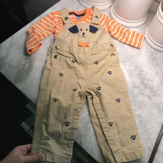 12mo like new puppy outfit