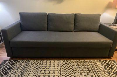 Ikea Friheten convertible sleeper sofa