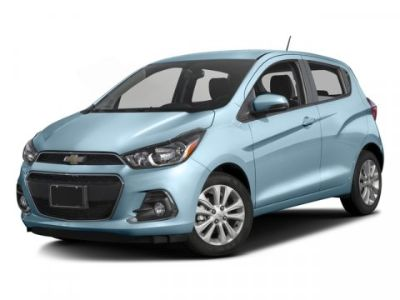 2016 Chevrolet Spark LT (Black Granite)