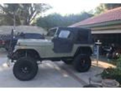 1979 Jeep CJ7 Classic Truck in Fontana, CA