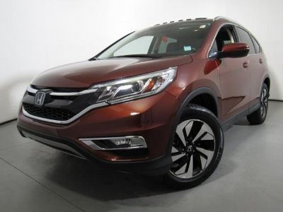 2015 Honda CR-V 2WD 5dr Touring (Copper Sunset Pearl)