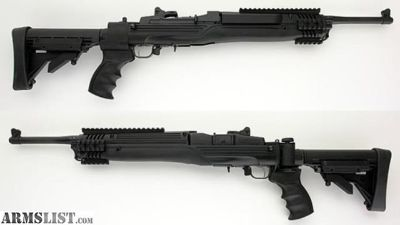 For Sale: RUGER MINI-14 TACTICAL 583 SERIES ATI STOCK