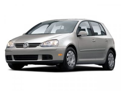 2009 Volkswagen Rabbit S (Reflex Silver Metallic)