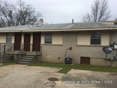 2 bedroom in North Little Rock